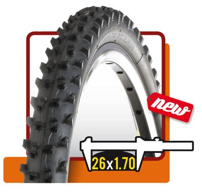 GEAX Gato Mud TNT Tubeless Ready Tire 26x1.7