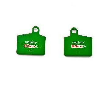 SwissStop Organic Disc Pad Disc 23 Hayes Stroker Ryde
